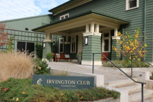 The Irvington Club To Share Among Our Members A Love Of
